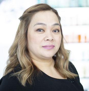 Salon Assistants Arlene Top hair specialist in Dubai