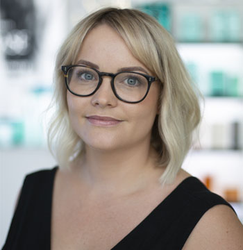 Stylist Director Emily Top hair specialist in Dubai