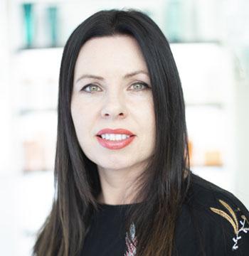 Stylist Director Fran Top hair specialist in Dubai