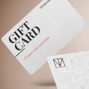 Gift Card for Quality Cut and Finish Salon in Dubai