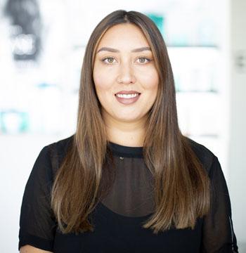 Stylist Director Silvia Top hair specialist in Dubai
